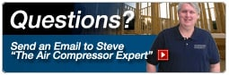 Need Help? Email Our Air Compressor Experts.