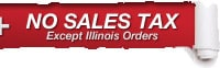 Tax-Free Air Compressors Dealer - Excludes Illinois