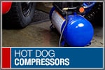 Best Hot Dog Air Compressors