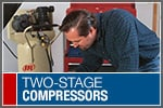 Top-10 Two-Stage Air Compressors