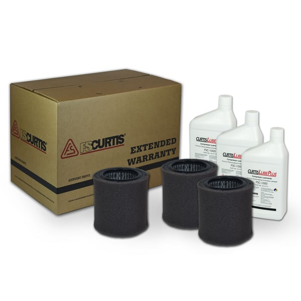 FS-Curtis Extended Warranty Maintenance Kit For CT7.5 & CT10 Air Compressors