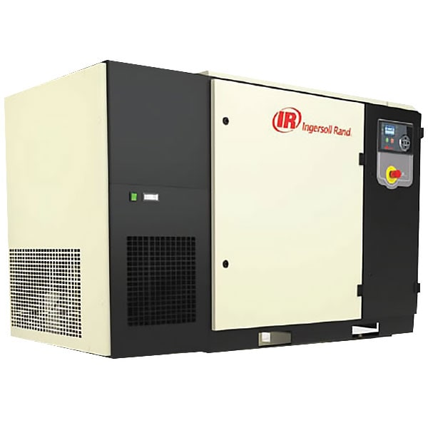 Ingersoll Rand 20-HP Tankless Rotary Screw Air Compressor (208V 3-Phase 200 PSI)