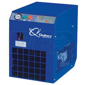 "Quincy QPNC 50 1/2"" Non-Cycling Refrigerated Air Dryer (50 CFM)"