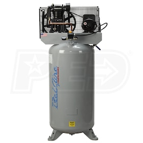 View BelAire 5-HP 60-Gallon Two-Stage Air Compressor (230V 1-Phase)