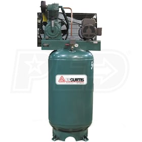 FS-Curtis 5-HP 60-Gallon Two-Stage Air Compressor