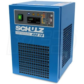 Schulz ADS 10 Non-Cycling Refrigerated Air Dryer (10 CFM 115V 1-Phase)