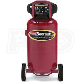 Coleman Powermate 15-Gallon (Invector) Air Compressor