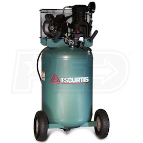 FS-Curtis Garage Mate 2-HP 30-Gallon Air Compressor (120V 1-Phase)