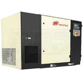 Ingersoll Rand 25-HP Tankless Rotary Screw Air Compressor (230V 3-Phase 200 PSI)