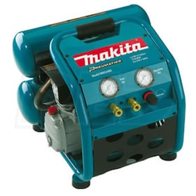 Makita 2.5-HP 4.2-Gallon Twin-Stack Air Compressor