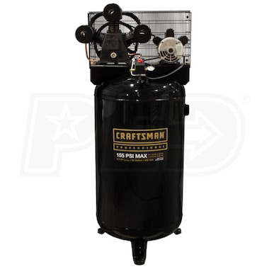 Craftsman 4.7-HP 80-Gallon High Flow Single-Stage Air Compressor (230V 1-Phase)