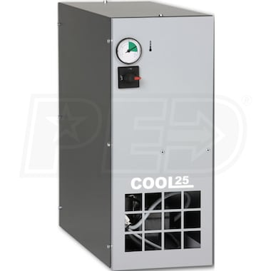 "COOL25 3/4"" Non-Cycling Refrigerated Air Dryer (25 CFM)"