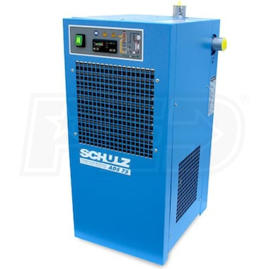 Schulz ADS 75 Non-Cycling Refrigerated Air Dryer (75 CFM 115V 1-Phase)