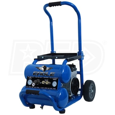 Eagle Silent Series 2-HP 5.5-Gallon Air Compressor