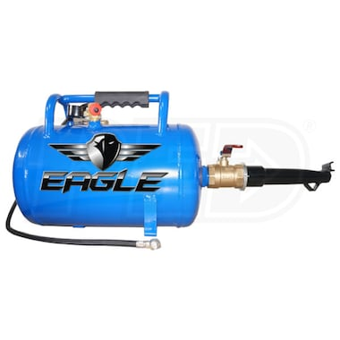 Eagle 5 Gallon Tire Blaster Bead Seater / Air Tank Combo