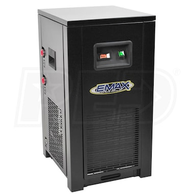 EMAX 115V-1 High Temperature Refrigerated Air Dryer 20HP (100CFM)