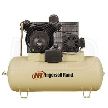 Ingersoll Rand 15-HP 120-Gallon Two-Stage Air Compressor (230V 3-Phase)