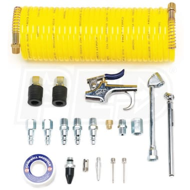 Campbell Hausfeld 20 Piece Air Compressor Accessory Kit
